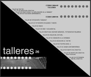 Cursos y talleres del curso 2004 a 2006 en El Albeitar León